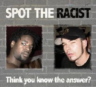 Spot The Racist