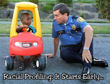 racial profiling of minorities in america And deeply rooted public association of racial minorities with racial disparities in the american criminal for combating racial profiling.