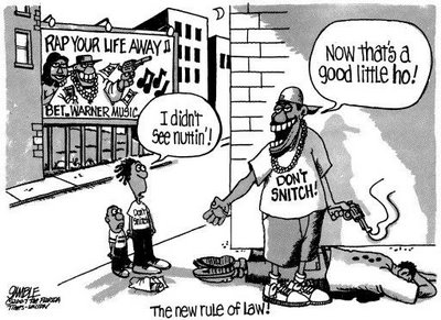 Don't Snitch