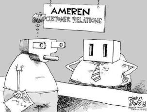 Ameren MO Customer Service