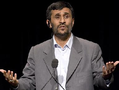 Ahmadinejad's Denial Small