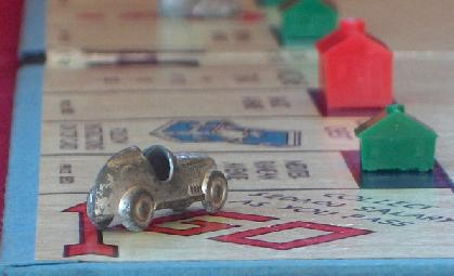 The Monopoly Analogy