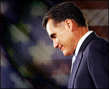 Mitt Romney Drops Out