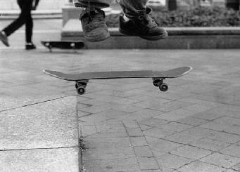 Skateboards and Videotape