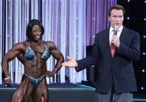 APTOPIX Arnold Schwarzenegger