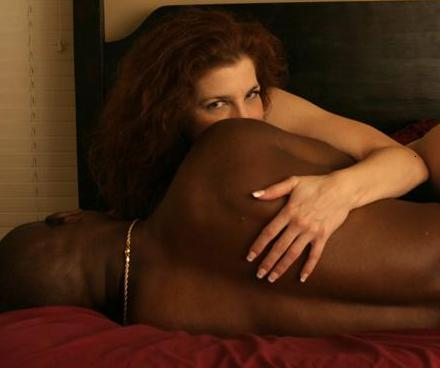 Black men and white women erotic literature