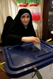 Mideast Syria Iran Election