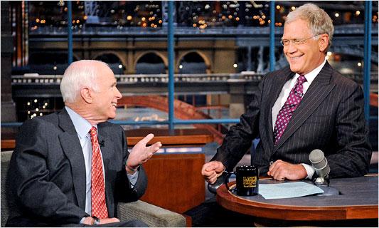 Hvem kan glemme skandalen rundt Letterman? thumbnail