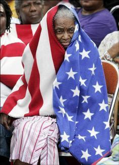woman-and-flag
