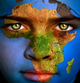 SlaveFaceAfricanMap