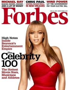 BeyonceForbes
