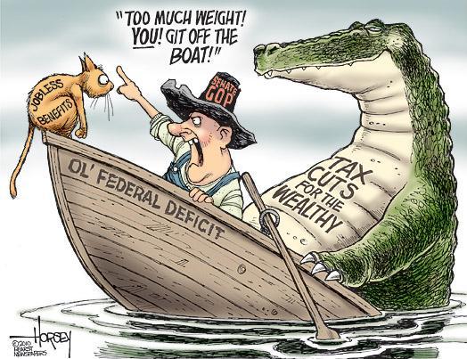 Controlling Deficit Spending