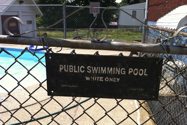 Black people will only make the water cloudy - What makes my swimming pool water cloudy ...