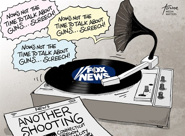 Fox News and Gun Violence