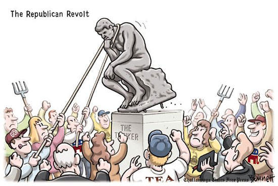 The Republican Revolt