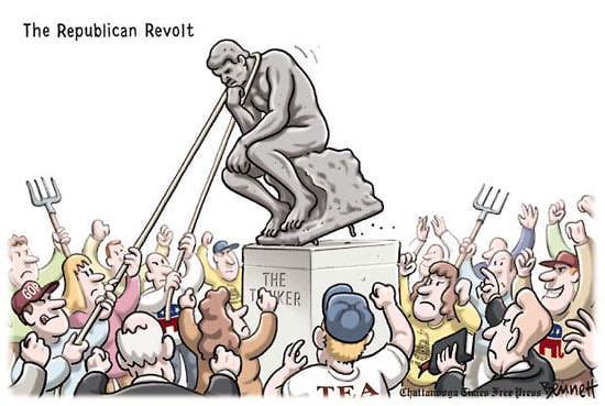 The Republican Revolt