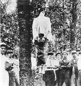 Zimmerman Lynching