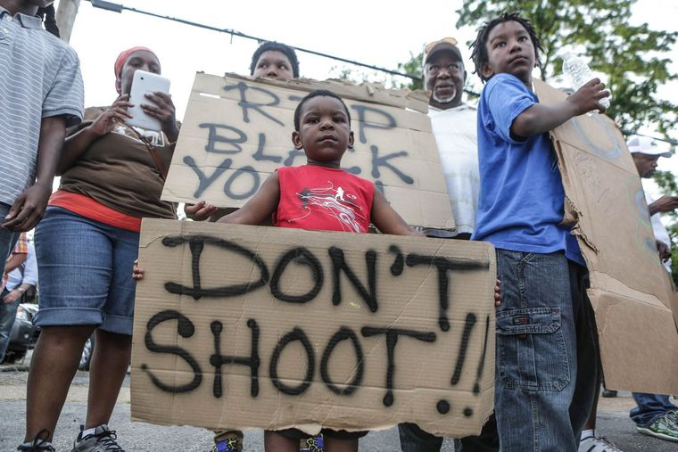 The Facts Surrounding Ferguson « brotherpeacemaker