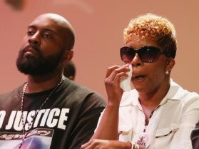 Michael Brown Parents