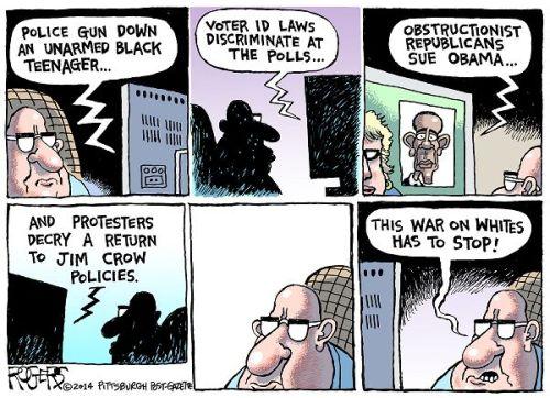 War On Whites